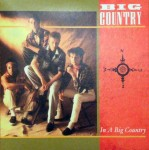 In A Big Country CD Single